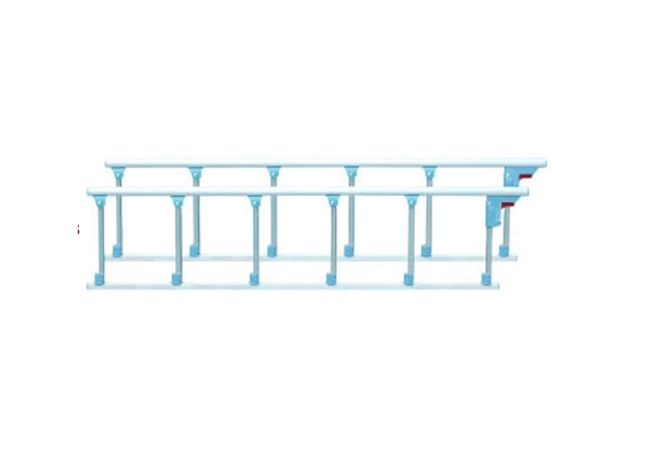 Collapsible Bed Side Railings