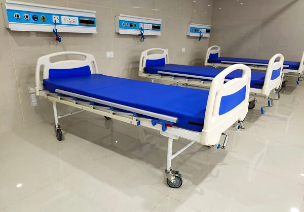 Motorized Semi Fowler Bed