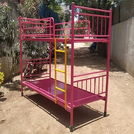 Steel Semi Fowler Bed