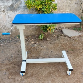 Adjustable Bed Side Trolley