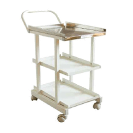 ECG/Drug Trolley