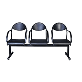 Three Seated Waiting Chair